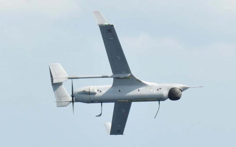 A new Defense Advanced Research Projects Agency program seeks to converge radio frequency communications, electronic warfare and radar capabilities on compact unmanned aerial systems.