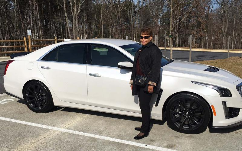 Former Lockheed Martin executive Linda Gooden has a passion for education, technology and, well, fast cars—such as her current Cadillac CTS-V with 640 horsepower that can go 200 mph.