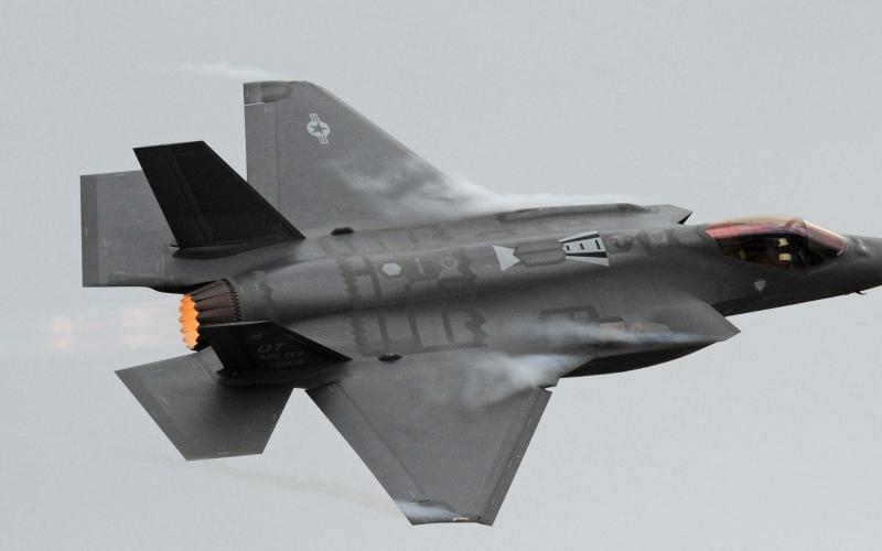 The F-35A Lightning II multirole fighter aircraft also will be a sensor platform in the air. Future networking architectures such as the Joint Information Environment will need to take into account the aircraft's versatility as a network node.
