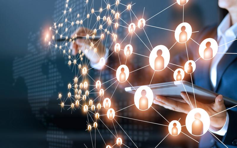 The vastly complex and subtle digital human network that spans civilian and military populations must be defended as rigorously as computer networks. Shutterstock/Pop Tika