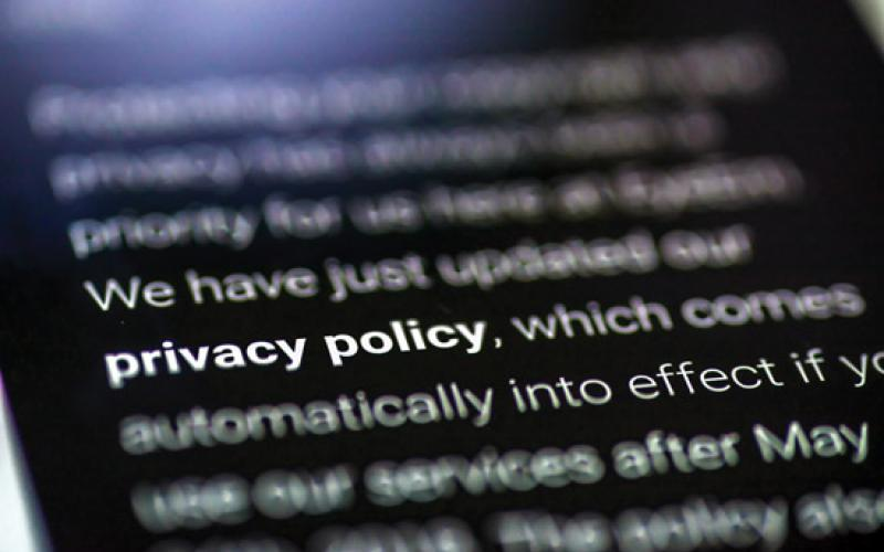 Under California law, consumers can request their data be deleted from any business profiles.
