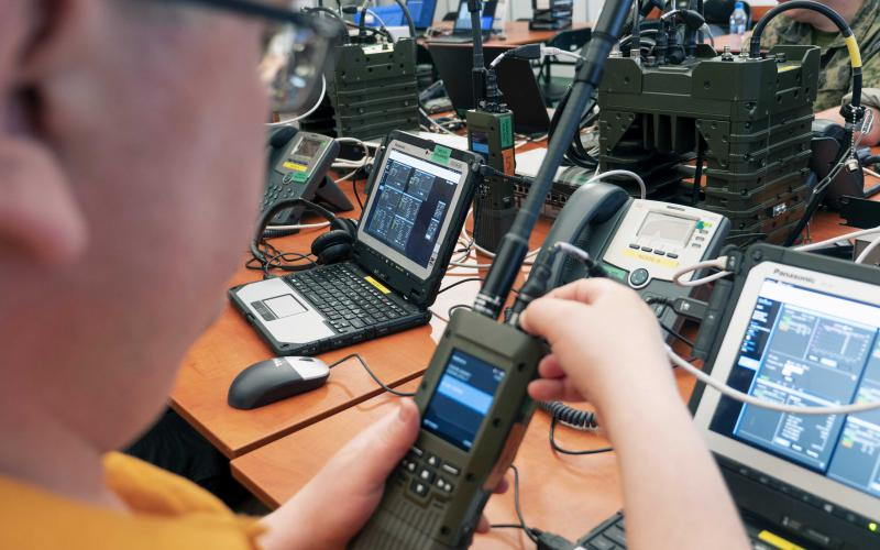 As part of CWIX 2019, participants tested the interoperability among hardware and software from dozens of nations.
