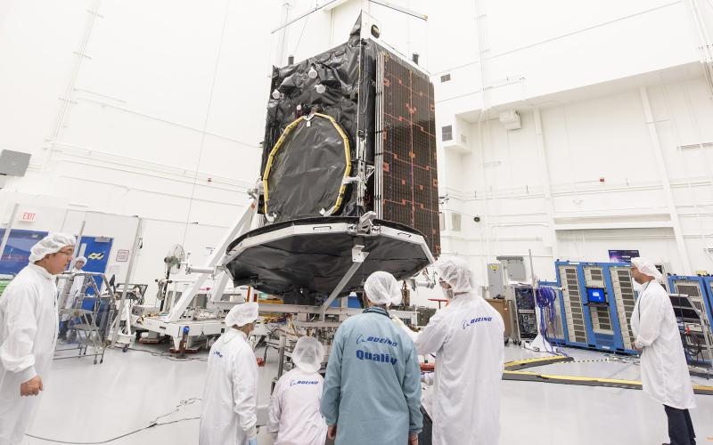 SES' work with Boeing in manufacturing new satellites is changing the notion of what a satellite is, claims SES' Marcus Payer. Credit: Boeing