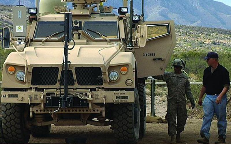 Future U.S. Army vehicles may be designed to carry common components that will decrease the size, weight and power consumption of electromagnetic systems while reducing costs and improving interoperability.