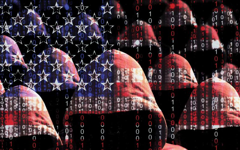 With about 300,000 vacant cybersecurity positions in the United States, some experts recommend the creation of a civilian cyber corps of volunteers who could be called to take action when needed. Credit: BeeBright/Shutterstock
