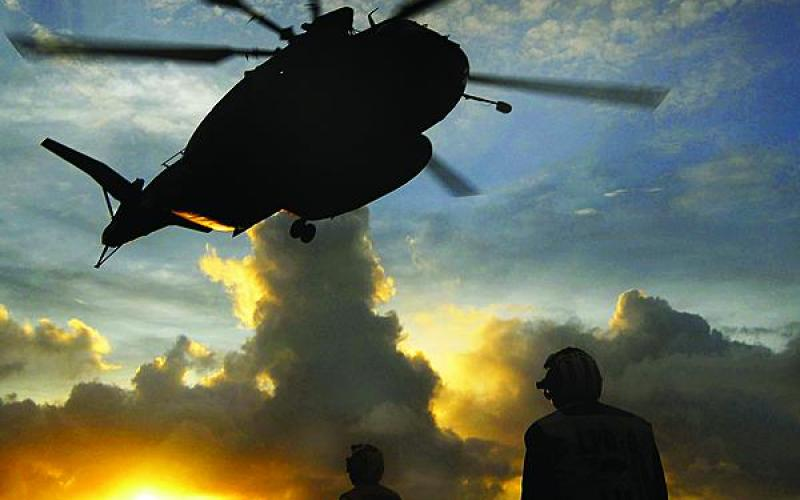 Providing a reliable cloud computing infrastructure is critical for completing missions on the modern-day battlefield.