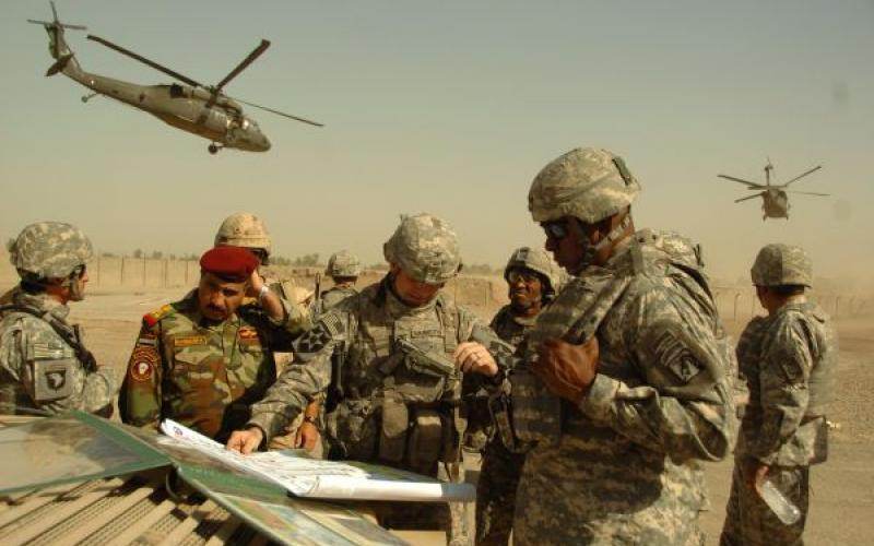 The United States and NATO allies have deployed cloud computing nodes to provide intelligence data to warfighters. For example, the Distributed Common Ground System-Army, which has been used extensively in both Iraq and Afghanistan, enables warfighters to gather, analyze and share intelligence information into a common system.