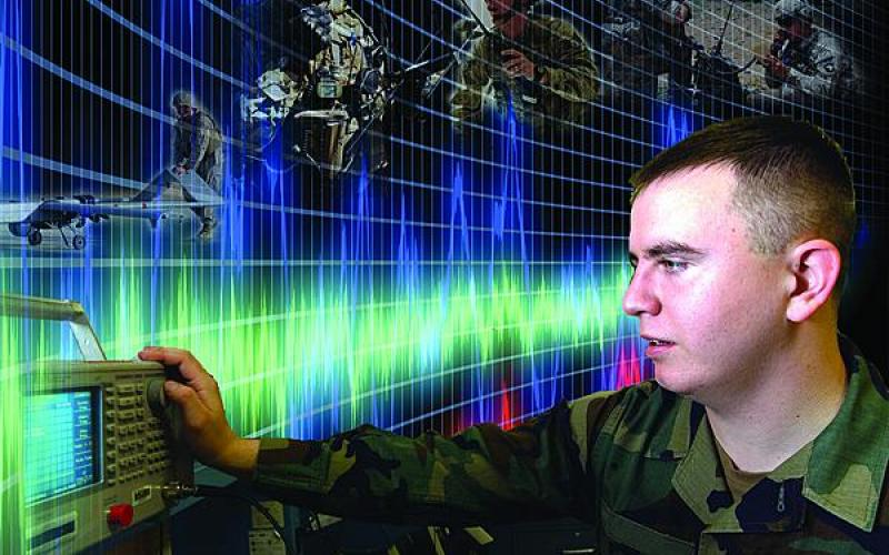 DARPA's Advanced Radio Frequency Mapping (RadioMap) program seeks to provide real-time awareness of radio spectrum use across frequency, geography and time.