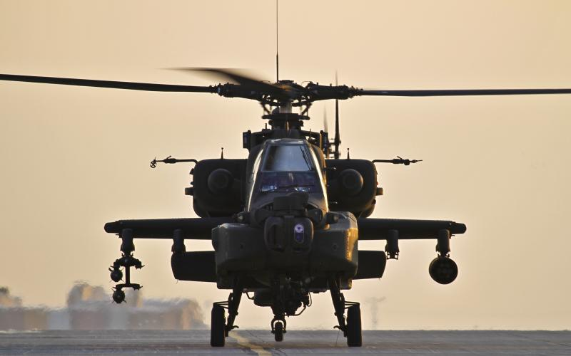 The Navy is not the only military service interested in teaming manned and unmanned aircraft. The U.S. Army combines Apache helicopters with unmanned vehicles.