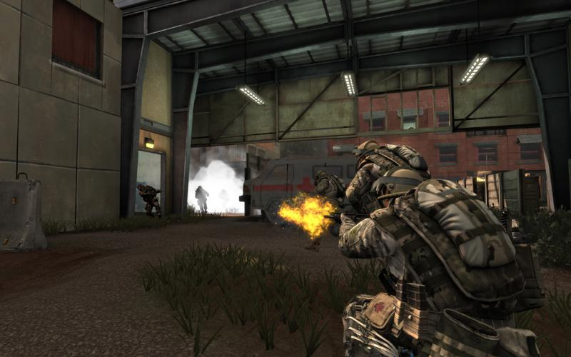 America's Army, a video game developed by the U.S. Army, could be placed in a VR world and used for terrorist training, according to one expert.