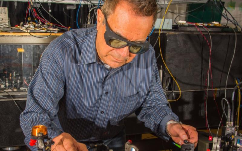 Researchers with the National Institute of Standards and Technology (NIST) have developed a communications system that uses quantum principles to detect low frequency magnetic waves. The technology promises to enable first responders and warfighters to communicate underground and in buildings and mariners to communicate underwater.