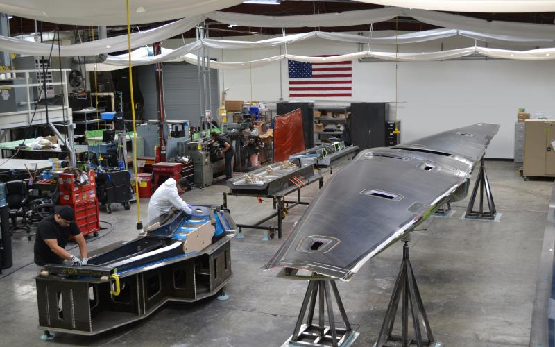Northrop Grumman and the Defense Advanced Research Projects Agency (DARPA) are developing and building the Tern demonstrator aircraft. DARPA