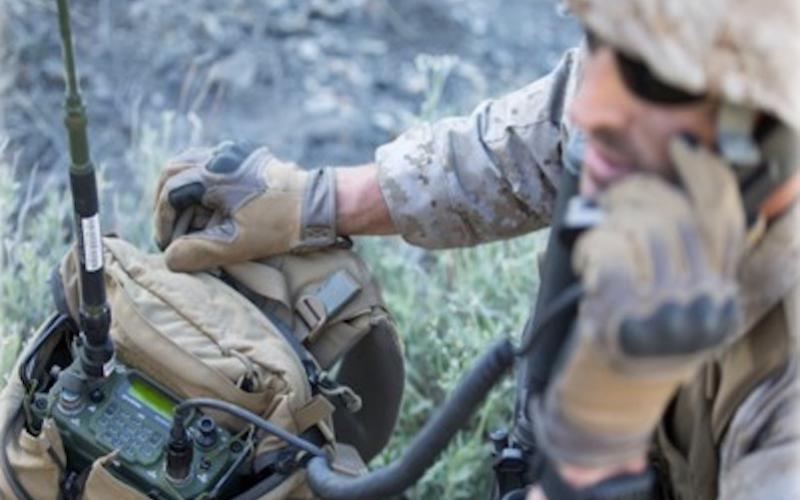 Fourth-generation manpack HF radios support wideband data applications as well as secure voice communications.  Photo courtesy L3 Harris