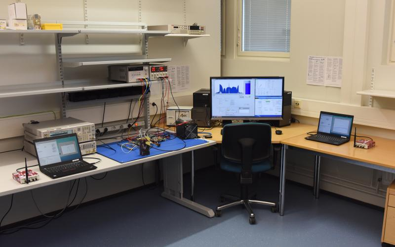 Tampere University engineers are relying on a prototype military full-duplex radio (MFDR) transceiver as well as other communications equipment for their research.  Tampere University