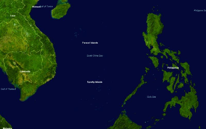Located in the strategic shipping lanes of the South China Sea, the Spratly Islands are potentially rich in natural resources, leading China to reassert claim over the disputed territory.