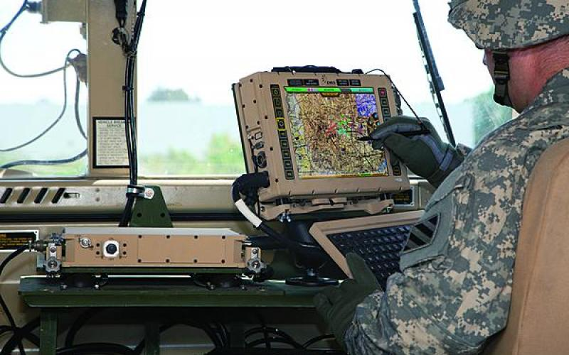 New Tactical Computers Offer Battlefield Flexibility