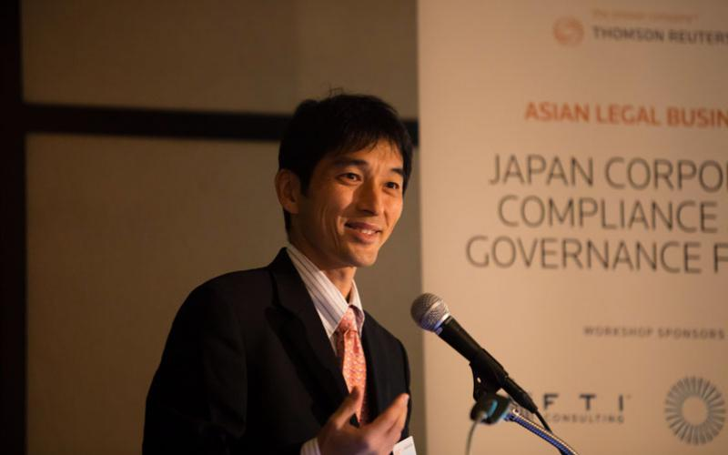 Ikuo Misumi is the deputy director-general for the National Center for Incident Readiness and Strategy for Cybersecurity (NISC).