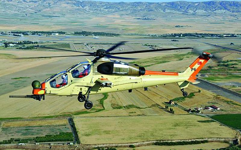 The Undersecretariat for Defense Industries of the Ministry of National Defense of Turkey is dedicated to promoting more domestic business for Turkish industry through efforts such the ATAK program for an indigenous attack helicopter.