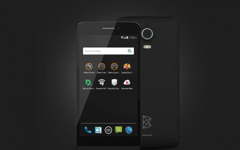 The Blackphone 1 by Silent Circle incorporates the company's ephemeral key encryption to provide secure peer-to-peer connectivity.
