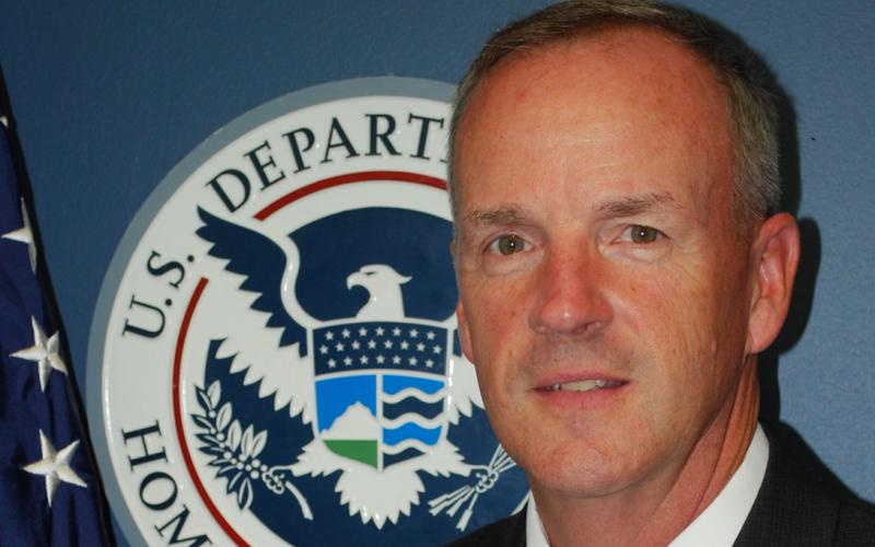 Ronald Hewitt is director of the DHS Office of Emergency Communications.