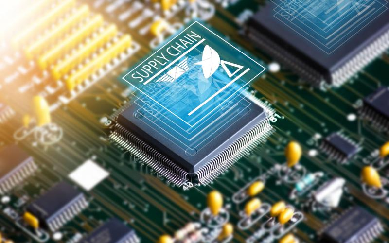Experts have developed several methods of verifying the authenticity and integrity of chips in the electronics supply chain without having to remove them from their circuit boards.  Shutterstock/Kritsana Maimeetook