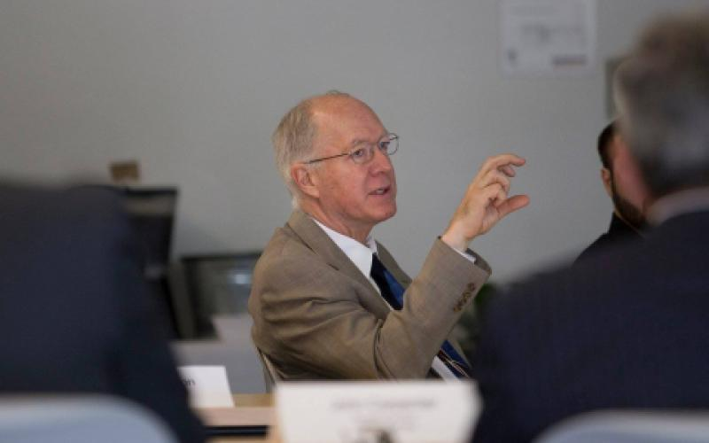 Rep. Bill Foster (D-IL), who is a proponent of advanced technologies such as blockchain, warns that sometimes the United States is slow to embrace advantageous capabilities.  Office of Rep. Foster
