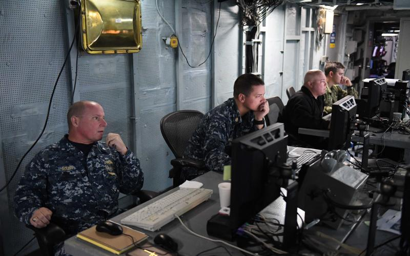 New Technology Approaches Can Solve Complex U S Navy