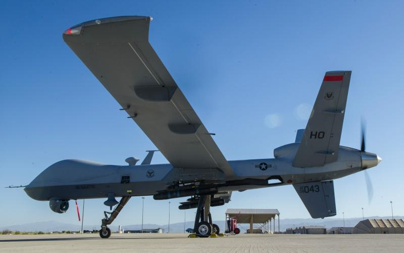 The multimission MQ-9 Reaper is an armed, long-endurance, remotely piloted aircraft that provides greater surveillance capabilities and firepower for the U.S. military than some other platforms.