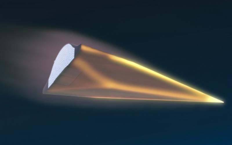 The Tactical Boost Glide (TBG) program is a joint DARPA-Air Force effort that aims to develop and demonstrate technologies to enable future air-launched, tactical-range hypersonic boost glide systems.