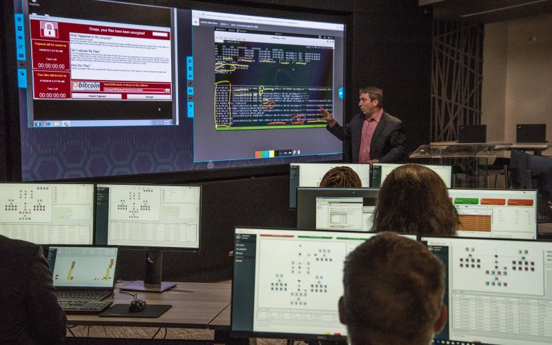 Cyber ranges can train digital teams to discover and patch network vulnerabilities.