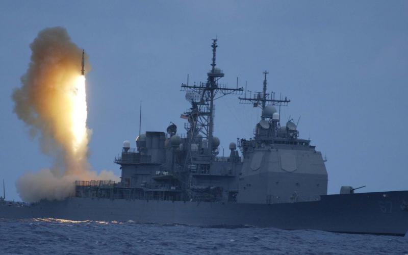 The Missile Defense Agency, U.S. Pacific Command and U.S. Navy sailors aboard the USS John Paul Jones (DDG 53) successfully conduct a flight test of the Aegis Ballistic Missile Defense system. An assessment by the Pacific Command chief information officer suggests that cybersecurity should be decentralized for information systems used for warfighting.