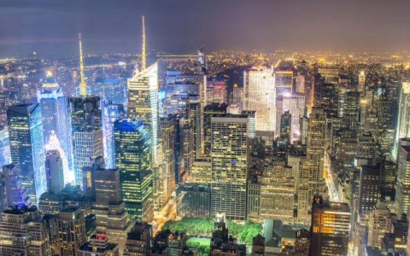 New York City was one of the early hotspots for the spread of COVID-19. New York University researchers funded by a grant from the National Science Foundation have been studying human behavior near medical facilities to help inform policies on pandemics and other potential disasters.  GagliardiPhotography/Shutterstock
