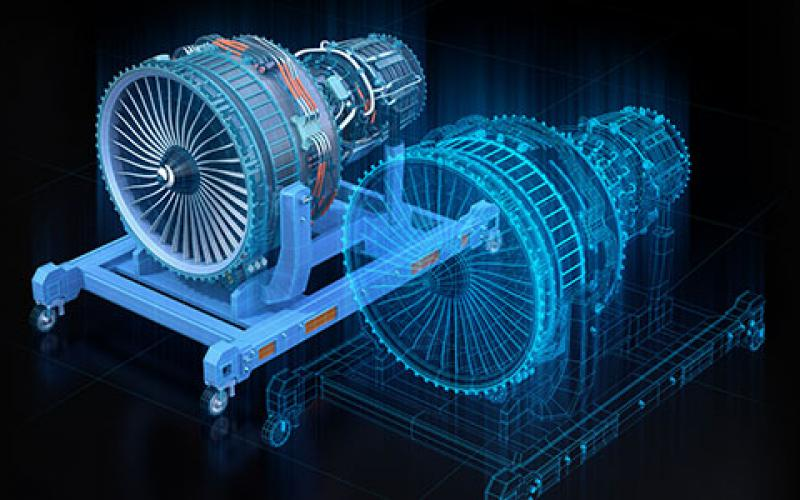 Digital twin technology aids in the design and maintenance of ships for the U.S. Navy and Marine Corps.Credit: Chesky/Shutterstock