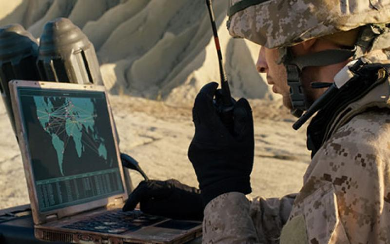 U.S. warfighters in future conflicts may not have the intelligence support they need unless the intelligence environment undergoes a restructuring to face large peer rivals. Credit: Gorodenkoff/Shutterstock