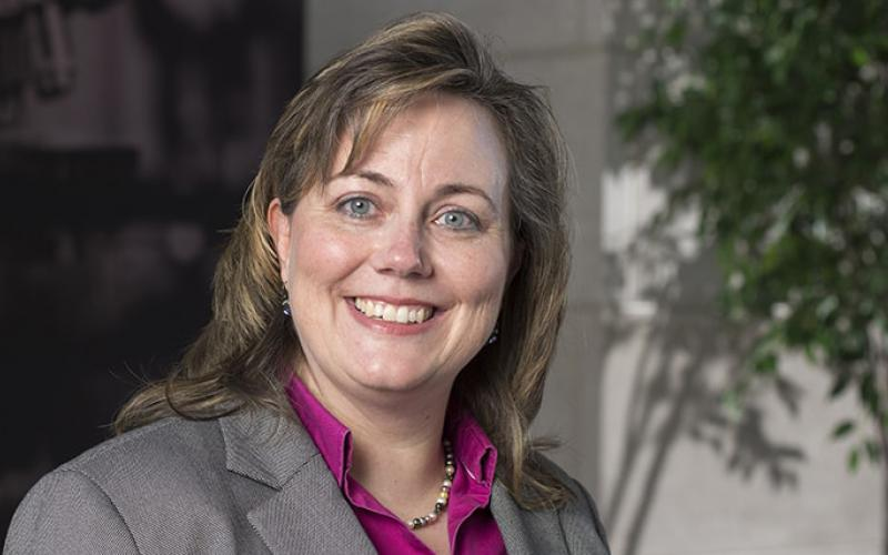 "Roberta ""Bobbie"" Stempfley, morning keynote speaker for the  AFCEA-GMU Critical Issues in C4I Symposium, joined the Carnegie Mellon University Software Engineering Institute as director of the CERT Division in June 2017. Credit: Carnegie Mellon"