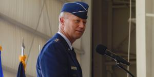 Gen. Mark Kelly, USAF, is now the new commander of Air Combat Command. Credit: U.S. Air Force photo by Tech. Sgt. Heather Salazar