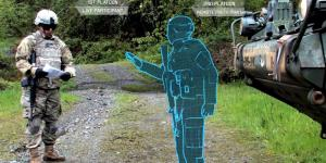 The Army's Synthetic Training Environment is one of three initiatives using data to modernize the service's training capabilities. Credit: U.S. Army