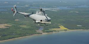 Northrop Grumman has been awarded a contract modification to produce one Fire Scout unmanned air system.