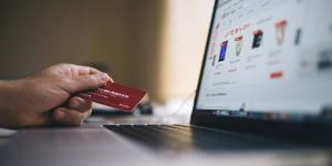 Computers and credit cards are the new department stores, shopping malls and food marts.