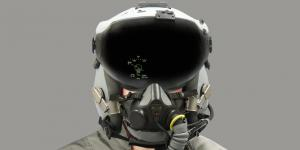 Rockwell Collins to provide helmet cueing system support.