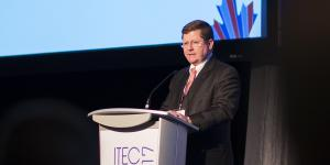 Ernest J. Herold, deputy assistant secretary general for defense investment at NATO, discusses the changes NATO is—and must be—undergoing in the acquisition realm during NITEC 2017 in Ottawa.