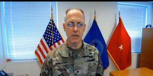 Brig. Gen. Paul Fredenburgh III, USA, is the deputy commander, JFHQ-DODIN.