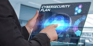 Cybersecurity experts emphasize it's important for businesses, no matter their size, to have a plan to protect their data and systems as well as recover from an inevitable cyber attack. Credit: Den Rise/Shutterstock