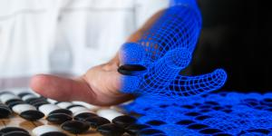 The AlphaGo Zero initiative exceeded human level of play in the game of Go, with the machine playing itself and learning how to win from its own experience. Credit: Saran Poroong, Shutterstock