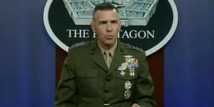 """The new strategy for Joint All-Domain Command and Control will bring together the """"disparate communities within DoD to work together for a common cause,"""" says Lt. Gen. Dennis Crall, USMC, director, Command, Control, Communications and Computers/Cyber; and chief information officer, The Joint Staff (J-6), on Friday during a press conference at the Pentagon."""