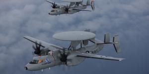 Northrop Grumman has been awarded a contract modification for the E-2D Advanced Hawkeye program.