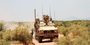 The U.S. Army has received permission to move the WIN-T Increment 2 into full-rate production and fielding.