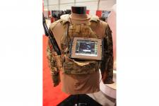 The Forward Air Control Utility Suite (FAC-US) by Black Diamond gives joint terminal attack controllers better situational awareness when calling for close air support. It was among 400 exhibits at the 2014 Modern Day Marine exhibition.