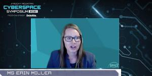 The addition of low-Earth Orbit satellite mega constellations in space brings an added threat vector, and is an area being watched closely, says Erin Miller, executive director of the new Space Information Sharing and Analysis Center in Colorado Springs, Colorado.