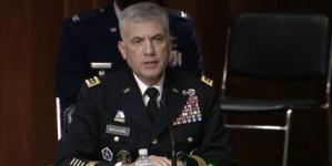 "Adversaries are no longer merely launching attacks from their part of the world, says Gen. Paul Nakasone, USA, commander, U.S. Cyber Command, testifying before Congress on March 25. ""They can come in the United States and use our infrastructure, and there is a blind spot for us not being able to see them,"" he warns."
